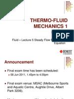 Fluid - Lecture 5