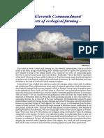 Secrets Ecological Farming Revealed – Hubert_Luns