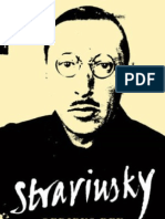Stravinsky Oedipus Rex