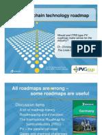 A Supply Chain Technology Roadmap