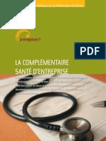 """Guide pratique """"La complémentaire santé d'entreprise"""""""