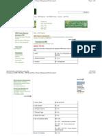 Formulas for PMP