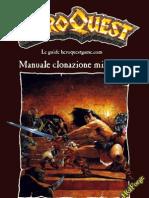 HQForge ManualeClonazioneMiniature PDF