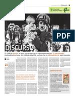 Charles Chaplin - Discurso de El Gran Dictador -  El Comercio 03.04.2011