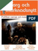 Swedish Market Magazine SVP Story