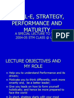 Paradigms&Perspectives STM