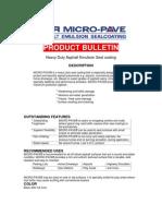 Micro Pave Pb