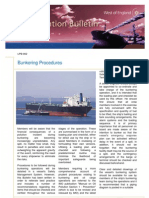 100727 Bunkering Procedures