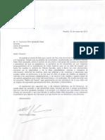 Renuncia de Vargas Llosa al diario El Comercio