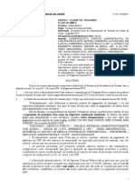 Juros natureza indenizatória decisão TCU