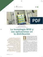 Articulo Sobre RFID Revista Alimentacion Equipos Tecnologia c836685759