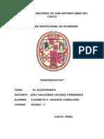 EXPOSICION DE AGRONEGOCIOS