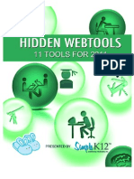 Webtools 2011