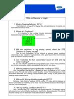 Ford Figo - Distance to Empty FAQ's