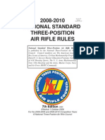 2008-2010 National Standard Three-Position Air Rifle Rules