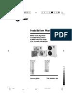 catalogo TRANE | Air Conditioning | Mechanical Fan