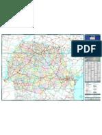 Mapa Politico Rodoviario