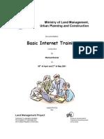 27 Basic Internet Training~