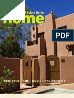 Santa Fe Real Estate Guide June 2011