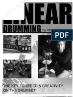 Linear Drumming Final