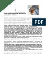 Doenças dos peixes e prevenção