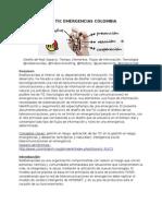 Artículo Técnico RED TIC EMERGENCIAS