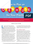 How to Plan Open House
