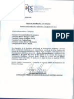 Convocatoria No. 109-06-2011