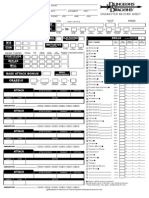 Top Five D And D 3 5 Character Sheet Pdf - Circus