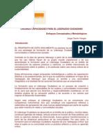 Creando des Para El Liderazgo Ciudadano - Jorge Osorio