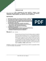 2008 Prova Biologia - Caderno 1 Fase 2