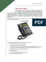 Teléfonos IP  para IP Office