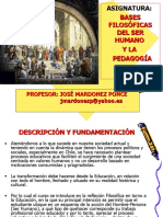 1.Programa Bases Filosoficas