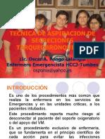 ASPIRACION DESECRECIONES(OPL)