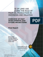 Drivers of Land Use Change and the Role of Palm Oil Production in Indonesia and Malaysia