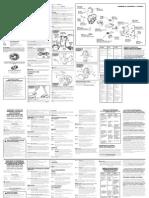 VL Evo 3 Manual