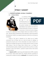 Tema 14 Ortega y Gasset