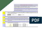 Calculo de SUAVIZADOR - Reducción de COSTO
