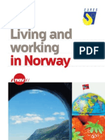 Living and Working in Norway (Engelsk)