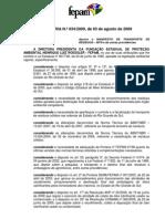 Portaria034-2009
