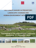 Lower Danube in Prehistory 2011