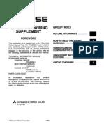1997 DSM 4G63 NT Electrical Wiring