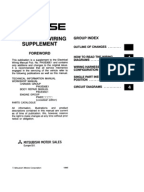 Mitsubishi 4G63   4G64 Engine   Belt  Mechanical    Valve