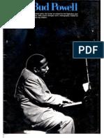 Bud Powell Jazz Masters