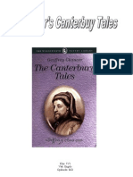 The Canterbuy Tales All