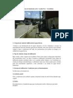 Solución Problema de inundación sector  Avenida Prat