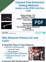 Coal Loop Extractive Presentation Coal Gen 2005