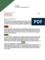 Indian Festival Info