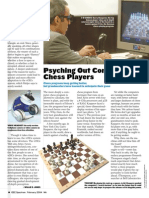 Psyching Out Chess