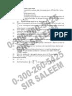 Sample Exam2 D
